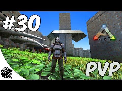 Ark Survival Evolved - MOD - A TORRE SUPREMA 30 PVP