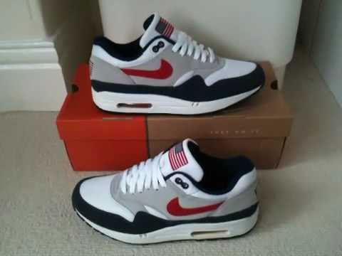 nike air max 1 - 2002 usa original mesh zero