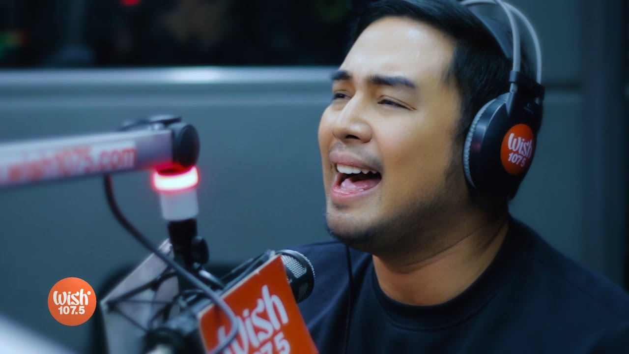 """Jed Madela sings """"When Love Once Was Beautiful"""" LIVE on ..."""