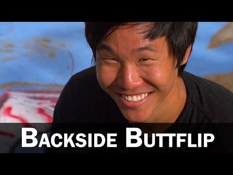 Backside Buttflip: Jason Park || ShortSided