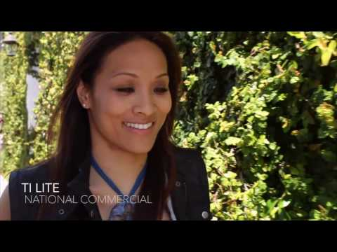 Angela Rockwood: Commerical Reel - YouTube