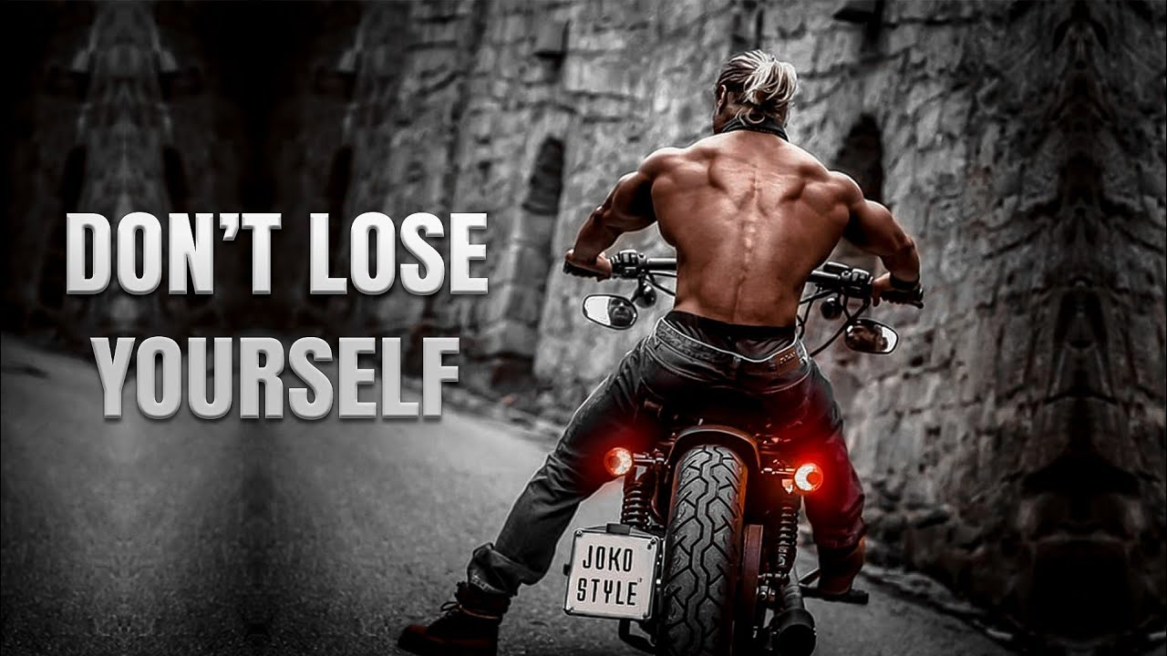 DON'T LOSE YOURSELF - Gym Motivation 🔥