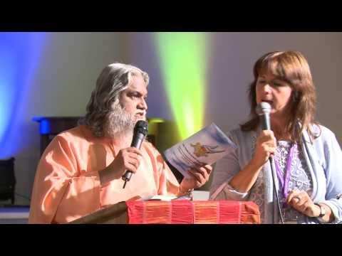 "Sadhu Sundar Selvaraj ""Die Letzten Tage"" ""Voice of Trumpet"" Proph. Konferenz Berlin day 3"