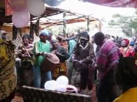 Ngoma ya mtuli kutoka Utalingoro.
