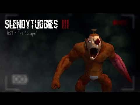 """Slendytubbies 3 Soundtrack: """"No Escape"""""""