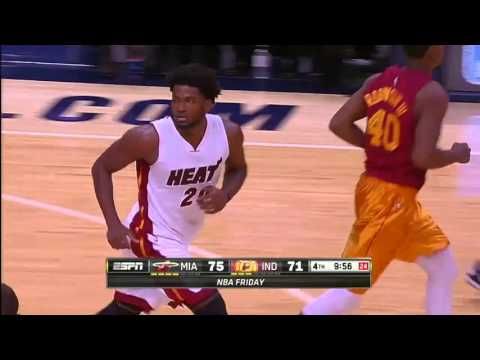 Miami Heat vs Indiana Pacers | November 6, 2015 | NBA 2015-16 Season