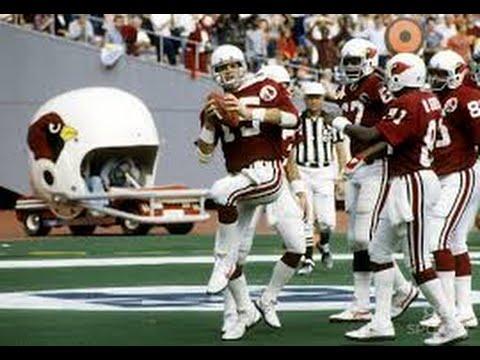 1984 Redskins @ Cardinals 1st Half