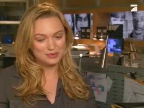 Sophia Myles Moonlight  part 1