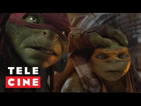 Trailer Oficial - Tartarugas Ninja 2