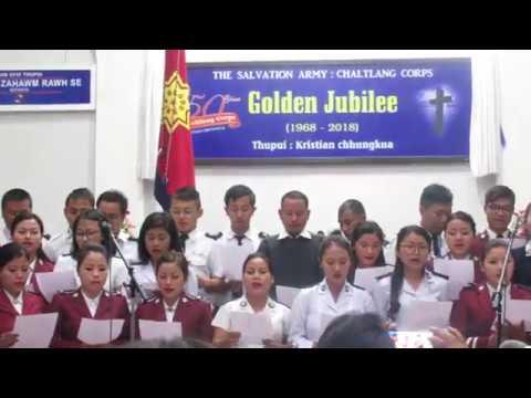 Kan run lo mawi la - Chaltlang Corps SAY Songsters