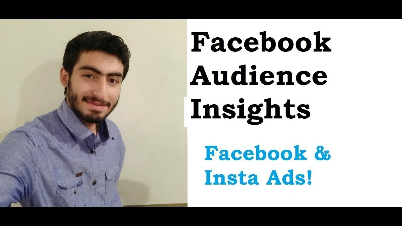 8. Audience Insights in Facebook ads In Urdu/Hindi | Facebook Ads tutorial in Urdu/Hindi