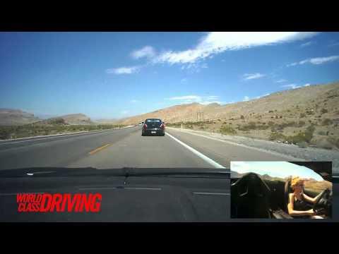 I'm driving a Ferrari!! My World Class Driving Experience 7/2013