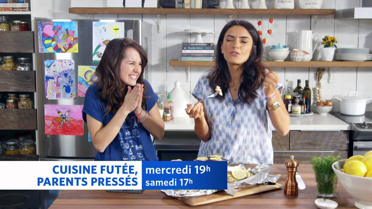 Cuisine Futee Parents Presses Saumon Special Spatial Youtube