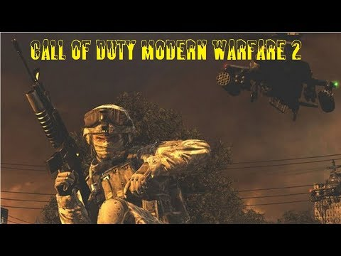 Call Of Duty - Modern Warfare 2 - Multiplayer Gameplay - 1 1/2 Hours - No Commentary