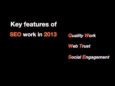 SEO Tips To Improve Search Engine Ranking – 2013