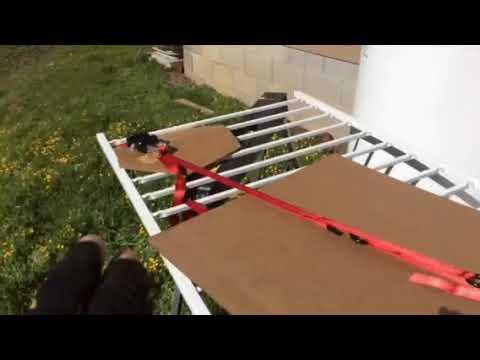How to bend Metal stair railings