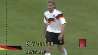 WM 1990 Highlights Deutschland Holland (Originalkommentar) [inkl. Spuckattacke]