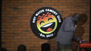 Daliso Chaponda LIVE at Hot Water Comedy Club