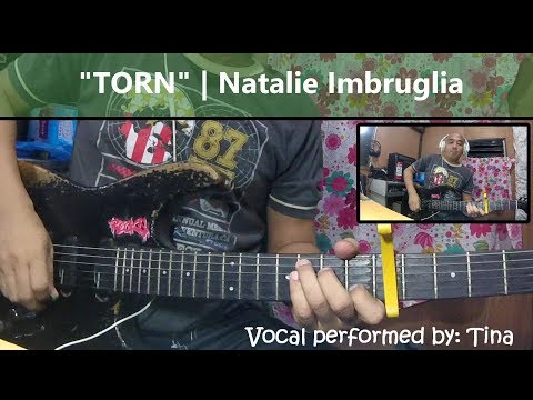 Torn | Natalie Imbruglia Guitar cover with chords