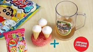 Piwo dla dzieci + lody z proszku - JAPANA zjadam #54