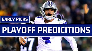 Very Early NFL Playoff Predictions 2020/2021