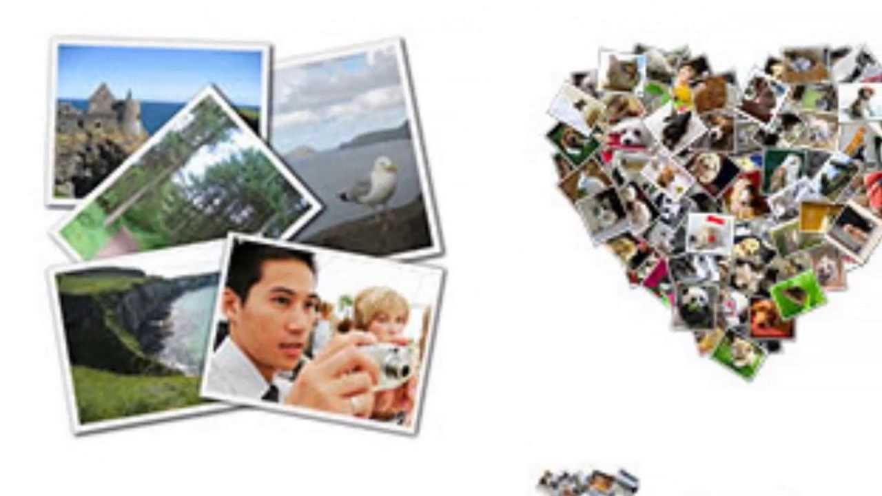 Shape Collage Melhor Programa Para Fazer Colagem De Fotos Youtube