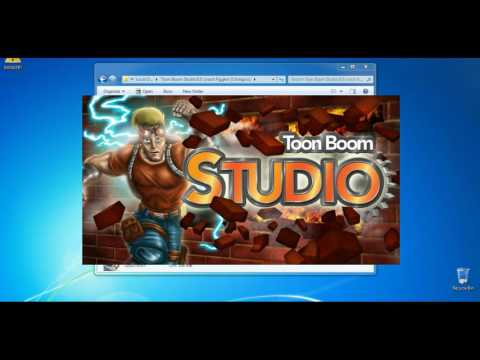 How to download Toon Boom studio 8 (Free 2017)
