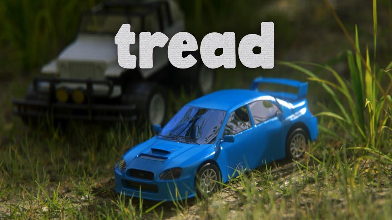 "RODE 2020  ""Tread"" Animated Short Film"