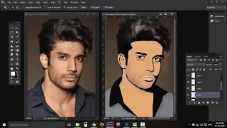How to make your cartoon photos, full tutorial step by step [ photo art creation ]