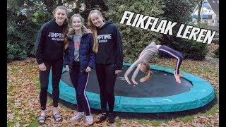 WINNAAR WINACTIE LEERT FLIKFLAK EN ...? | JumpTime