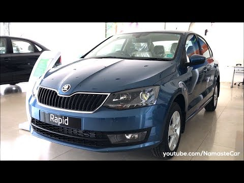 Škoda Rapid Style TDi 2017 | Real-life review