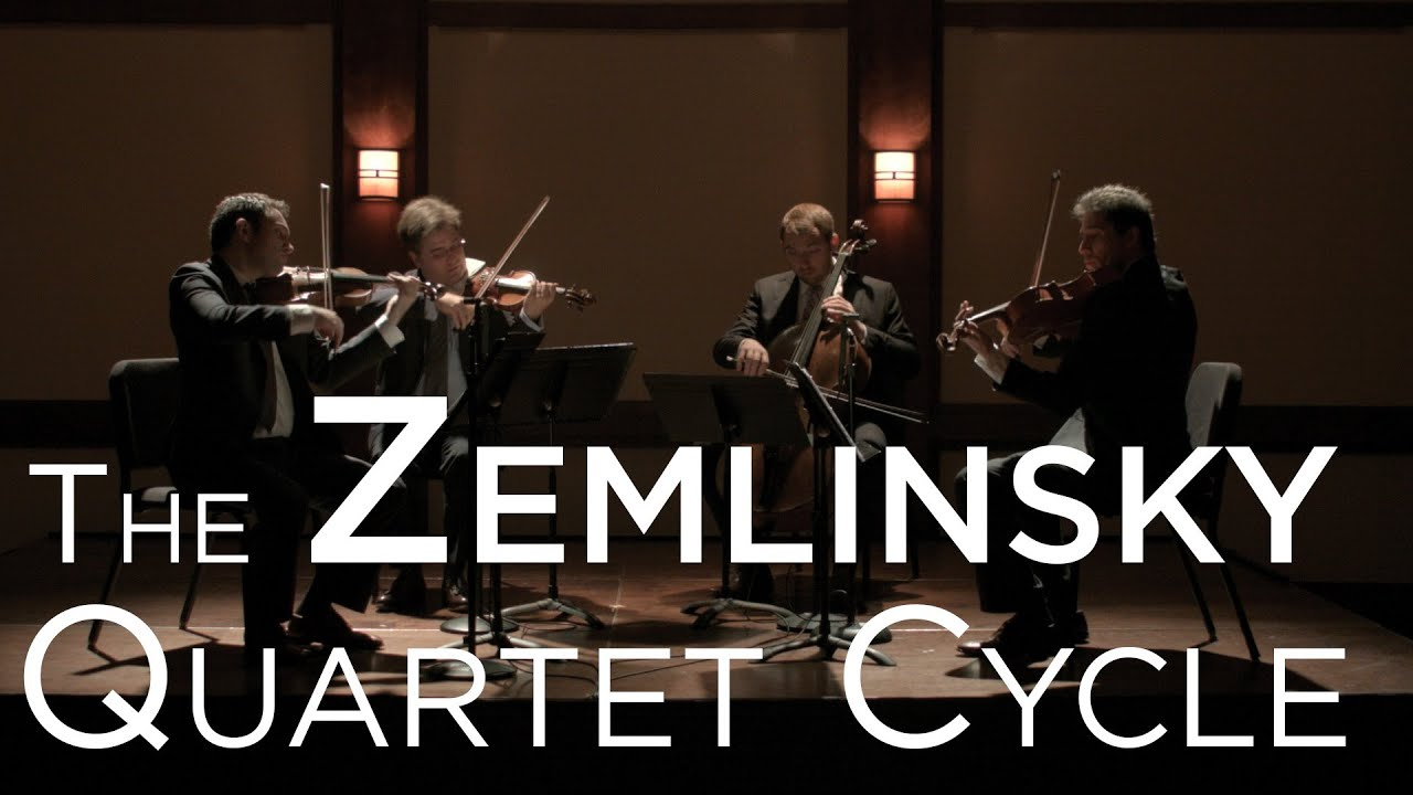 The Zemlinsky Quartet Cycle