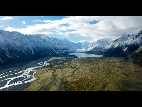 Aoraki/Mt Cook Glacier Explorers by Helicopter - NZ Natural Wonders in HD