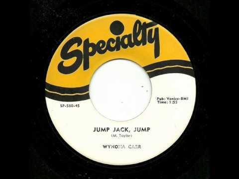 Wynona Carr - Jump Jack, Jump (Specialty)