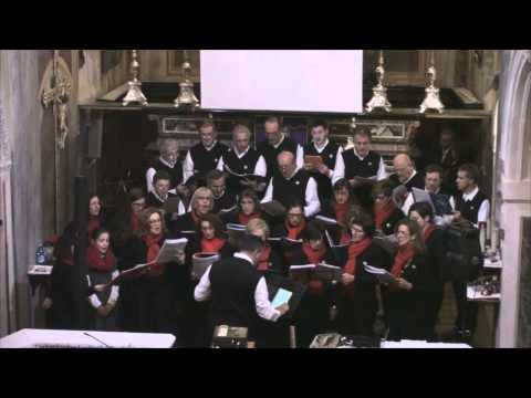 Coro Tre Ponti - A merry carol of the bells - Oleggio Castello 13 dicembre 2014