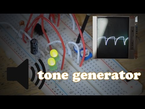 How to make a Tone Generator