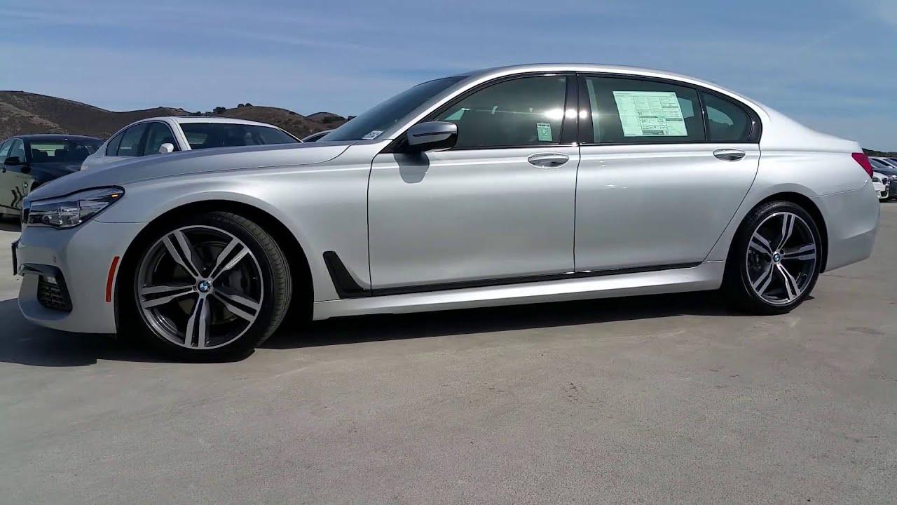NEW 2016 BMW 740i M Sport