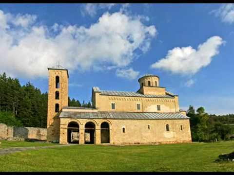 Манастир Сопоћани - појање сопоћанских монаха