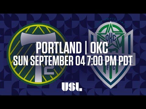WATCH LIVE: Portland Timbers 2 vs OKC Energy FC 9-4-16