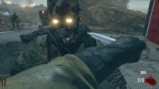Call of Duty Black Ops 2 Zombies PC gameplay on Nuketown map