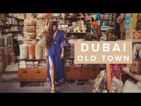 A Different Side of Dubai - Souks (Local Markets)