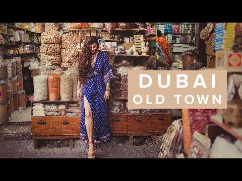 A Different Side of Dubai – Souks (Local Markets)