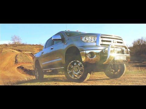 Тест-драйв Toyota Tundra v8 5.7л.  обзор PitStopMD