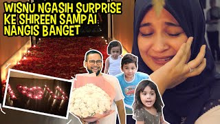 DIKASIH SURPRISE SHIREEN NANGIS