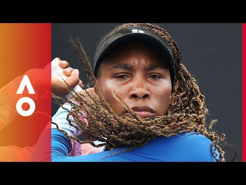 Venus has landed | Australian Open 2018