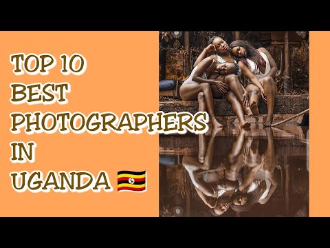 TOP 10 BEST PHOTOGRAPHERS IN UGANDA 2020