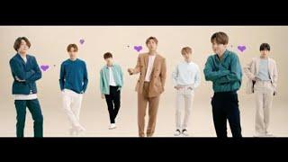 BTS(防弾少年団)'Your Eyes Tell' MV