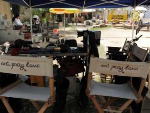 Голливудская звезда Джулия Робертс снимается в Индии