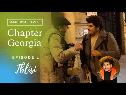 Marhoom Travels - Chapter Georgia - Ep 1 Lightweight Comedy Vlogs - #georgia #travel #batumi #tblisi