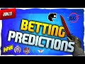 CS:GO Betting Predictions Blast Premier Playoffs - Astralis, Mouz, Dignitas, Vitality, & more!